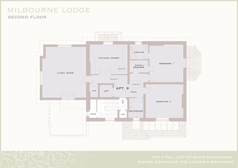 the-lodges-milbourne-floor-plan-second-floor