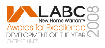 LABC New Home Warranty Award